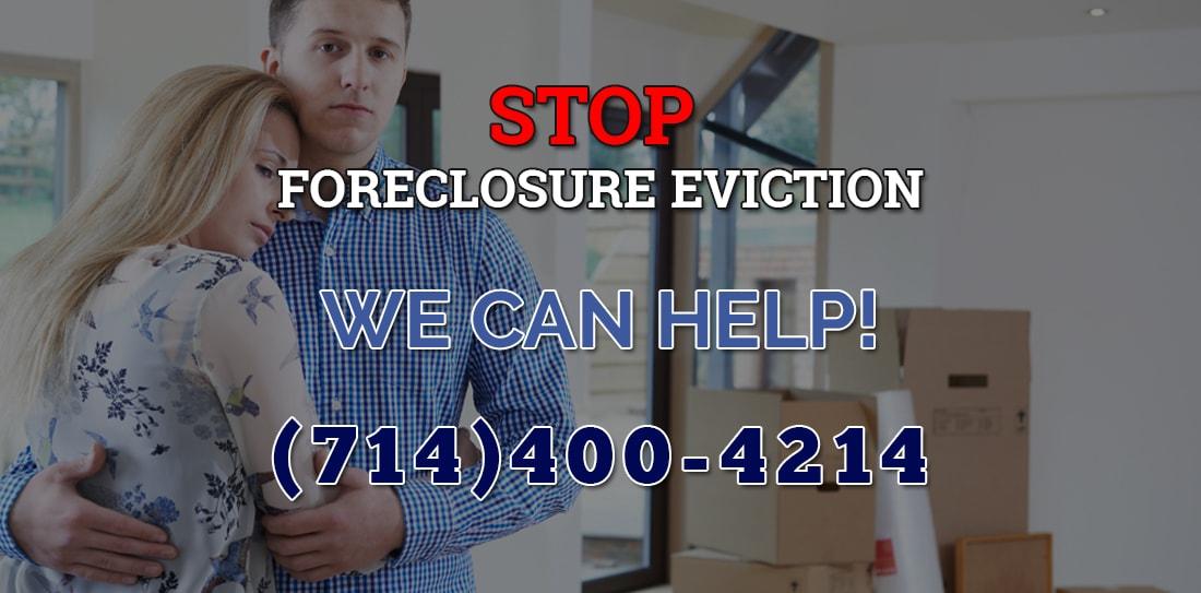 Eviction After Foreclosure La Mirada CA