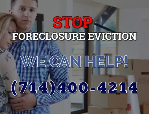 Eviction After Foreclosure Walnut CA